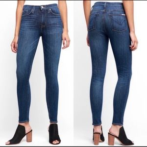 Barbara High Rise Super Skinny Jeans 29